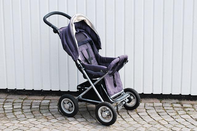 Siguranța căruciorului pentru copii: sfaturi pentru părinți