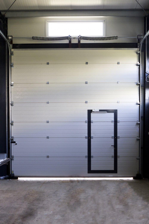 Usa de garaj – dupa ce principii este aleasa si de ce Dusadoor este o recomandare